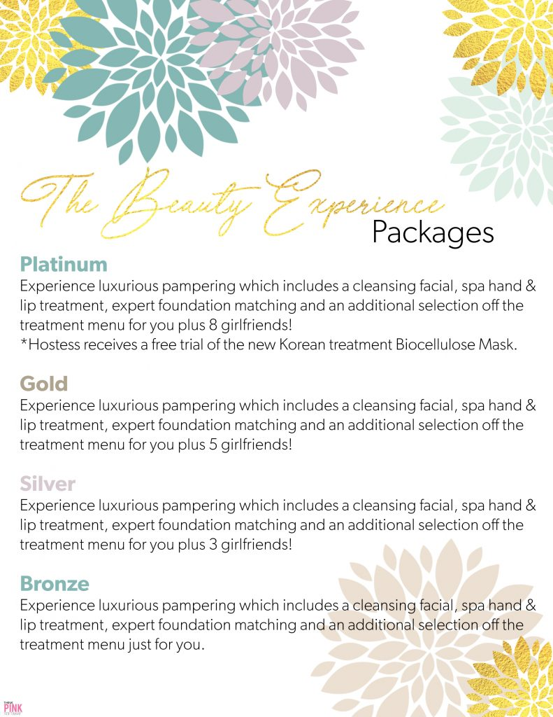 Experience Packages