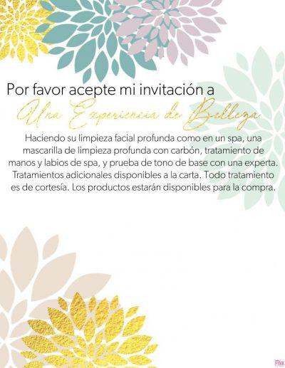 BE InvitationSp