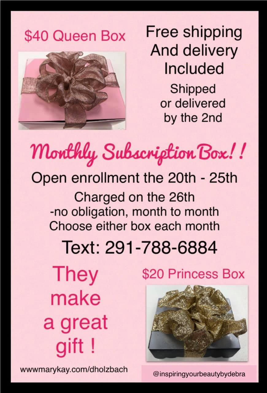 Subscription Box Service